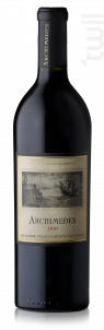 Archimedes - cabernet sauvignon - Francis Ford Coppola Winery - 2016 - Rouge