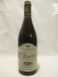 Gibault - Domaine Pascal Gibault - 1988 - Rouge
