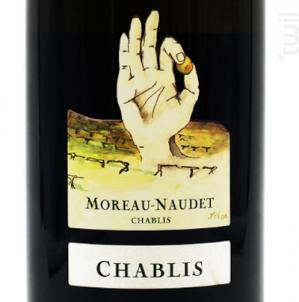 Chablis - Domaine Moreau-Naudet - 2017 - Blanc