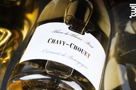 Crémant de Bourgogne Blanc de Blancs Brut - Domaine Chavy-Chouet - Non millésimé - Effervescent