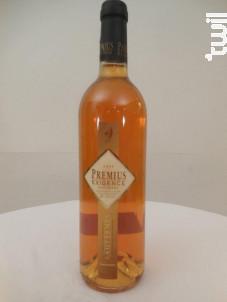 Premius Exigence - Yvon Mau - 2001 - Blanc