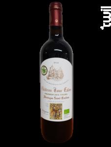 Château Tour Calon Premier des Tours - Château Tour Calon - 2015 - Rouge