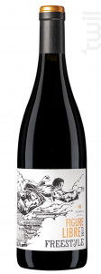 Figure Libre Freestyle Rouge - Domaine Gayda - 2018 - Rouge