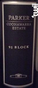 95 block - cabernet sauvignon - PARKER COONAWARRA - 2015 - Rouge