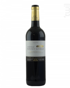 Château Pontet Nivelle - Château Pontet Nivelle - 2014 - Rouge
