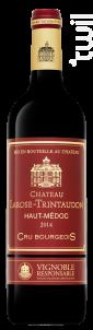 Château Larose Trintaudon Cru Bourgeois - Vignobles de Larose - Château Larose-Trintaudon - 2014 - Rouge