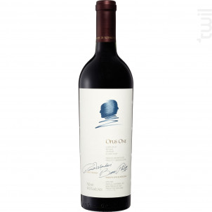 Opus One - Opus One - 2012 - Rouge