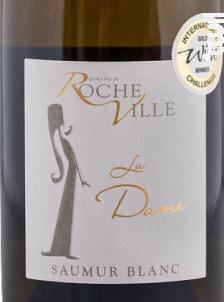 La Dame - Domaine de Rocheville - 2010 - Blanc