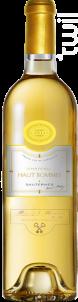 Château Haut-Bommes - Clos Haut-Peyraguey - 2010 - Blanc