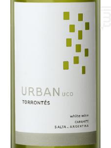 Urban Uco - Torrontes - O. FOURNIER ARGENTINE - 2018 - Blanc