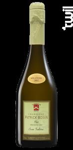 Cuvée tradition 2002 - Champagne Patrick Boivin - 2002 - Effervescent
