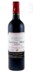 Château Méric - Château Méric et Chante l'oiseau - 2015 - Rouge