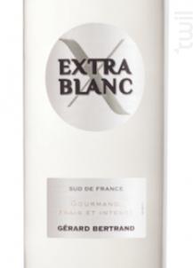 Extra Blanc - Maison Gérard Bertrand - 2018 - Blanc