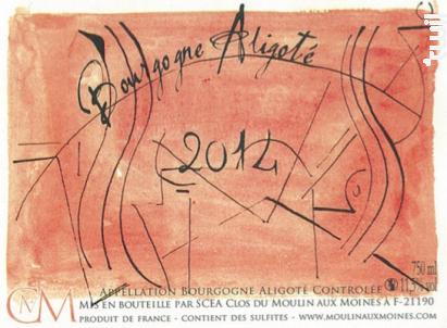 Bourgogne Aligoté - Clos du Moulin aux Moines - 2014 - Blanc