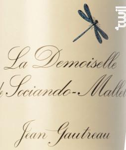 La Demoiselle de Sociando Mallet - Château Sociando Mallet - 2015 - Rouge