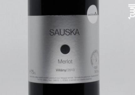 Sauska - Merlot - Sauska - 2013 - Rouge