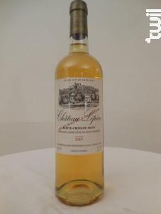 Château Lépine - Château Lépine - 2001 - Blanc