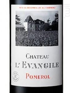 Château L'Evangile - Château de L'Evangile - 2014 - Rouge