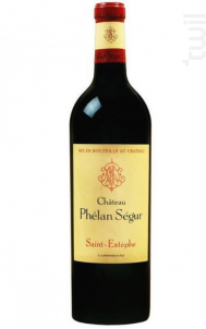 Château Phélan Ségur - Château Phélan Ségur - 2011 - Rouge