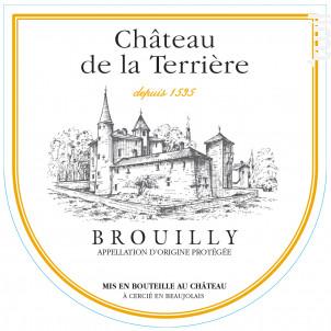 Brouilly - Château de la Terrière - 2018 - Rouge