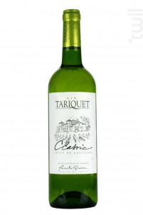 Classic - Château du Tariquet - Famille Grassa - 2015 - Blanc