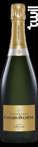Cuvée Léonie Brut - Canard-Duchêne - Non millésimé - Effervescent