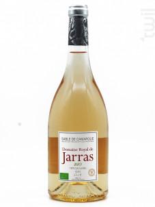 Domaine Royal de Jarras - Gris de Gris Tête de Cuvée BIO - Domaine Royal de Jarras - 2018 - Rosé