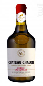 Château Chalon - Maison du Vigneron - 2013 - Blanc