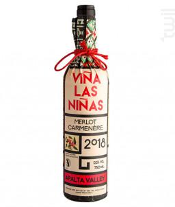 Las Ninas Mapuche - Viña Las Niñas - 2018 - Rouge