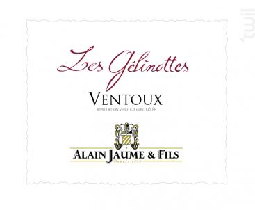 Alain Jaume & Fils