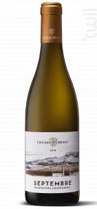 Septembre - Bourgogne Chardonnay - Edouard Delaunay - 2019 - Blanc