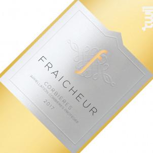 Fraicheur Blanc - Les Terroirs du Vertige - 2018 - Blanc