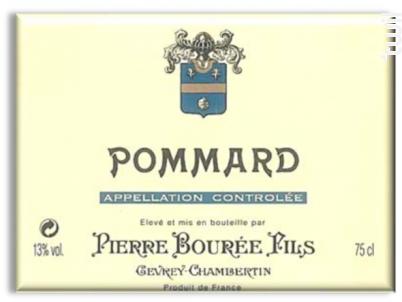 POMMARD - Pierre Bourée Fils - 1983 - Rouge
