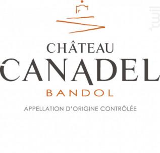 Château Canadel - Château Canadel - 2014 - Rouge
