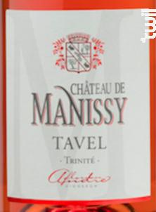Château de Manissy Trinité - Château de Manissy - 2020 - Rosé