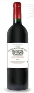 Château Canon Saint-Michel - Vignoble Millaire - 2011 - Rouge