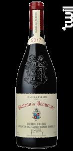 Château de Beaucastel - Famille Perrin - Château de Beaucastel - 2017 - Rouge