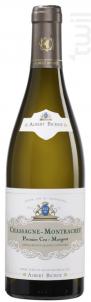 Chassagne-Montrachet Premier Cru Morgeot - Albert Bichot - 2018 - Blanc