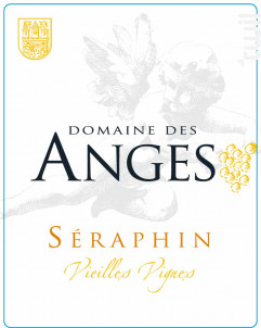 Seraphin - Domaine des Anges - 2019 - Rouge