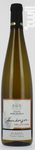 Pinot Gris Vieilles Vigne - Cave de Beblenheim - 2016 - Blanc