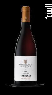 Santenay 1er Cru Beauregard - Edouard Delaunay - 2017 - Rouge