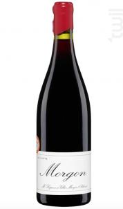 Domaine  Mathieu & Camille Lapierre  Vieilles Vignes - Marcel Lapierre - 2016 - Rouge