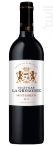 Château La Gregoire - Château La Gregoire - 2016 - Rouge