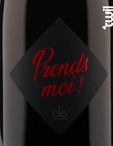 Prends-Moi ! - Clo' - Le Chinon de Clothilde PAIN - 2017 - Rouge