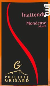 Inattendu - Maison Philippe Grisard - 2019 - Rosé