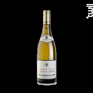 Secret de Famille - Côtes Du Rhône - Paul Jaboulet Aîné - 2016 - Blanc