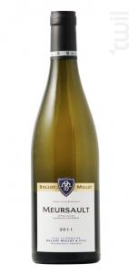 Meursault - Domaine Ballot-Millot - 2015 - Blanc