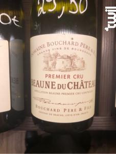 Beaune Du Château Premier Cru - Bouchard Père & Fils - 2016 - Rouge