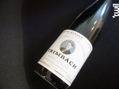 Domaine  Trimbach  Pinot Gris 'hommage A Jeanne