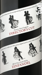 Director's Cut - Zinfandel - Francis Ford Coppola Winery - 2015 - Rouge